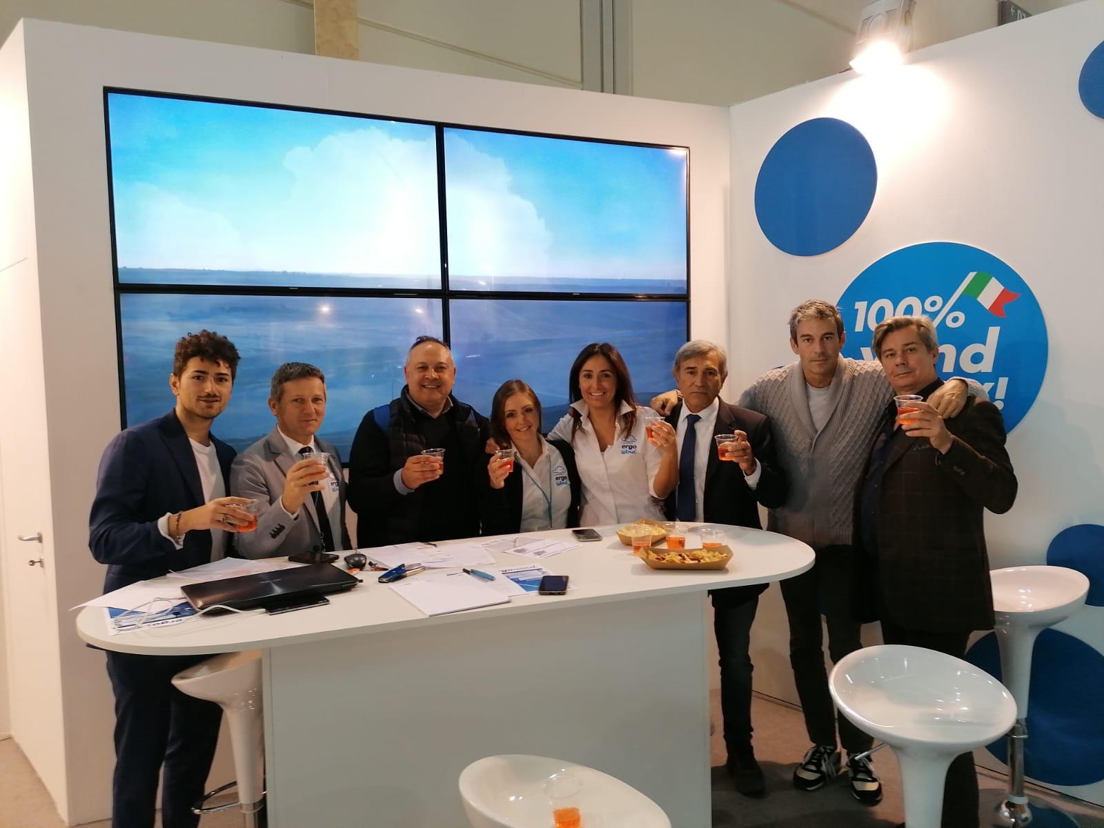 """""""Sky Wind"""", il progetto eolico made in Italy per salvare il mercato eolico."""